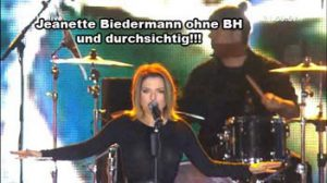 jeanette biedermann nackt video