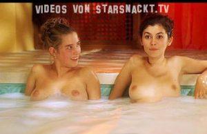 audrey tautou nackt amelie stars